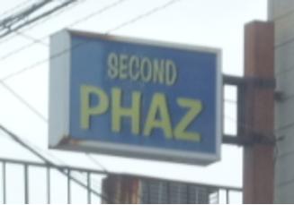 BAR SECOND PHAZ